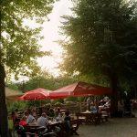 Gastgarten Schutzhaus Waxeneck